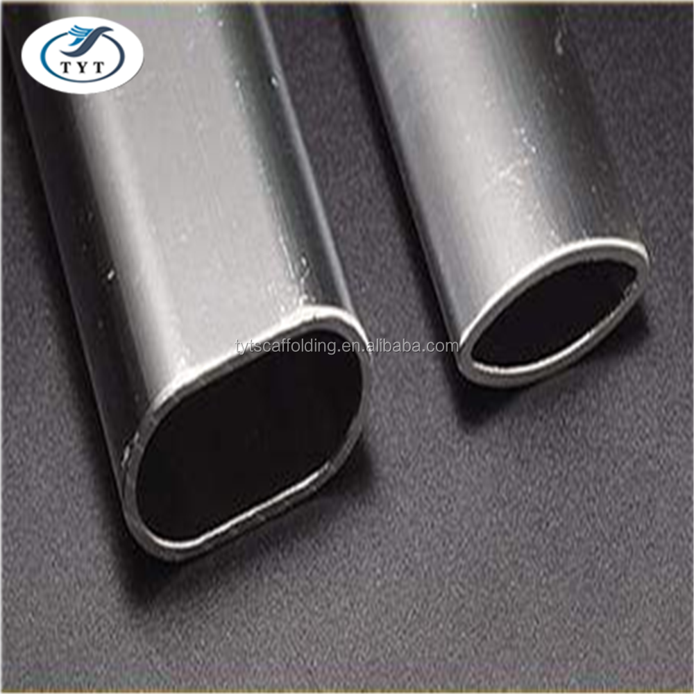 Oval Pipe
