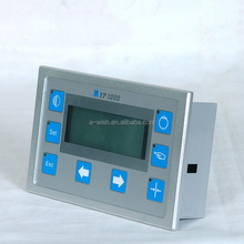 LCD display web guide controller for slitting machine,laminator,printing and paper making machines