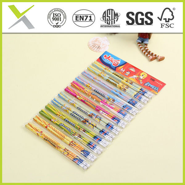 pvc heat shrink sleeve for pencil