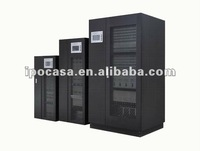 pure sine wave 3 phase online ups power source
