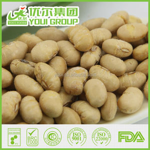 Hot Sale Salted Roasted Yellow Bean Soya Beans, Wholesale Roasted Soy Beans Price