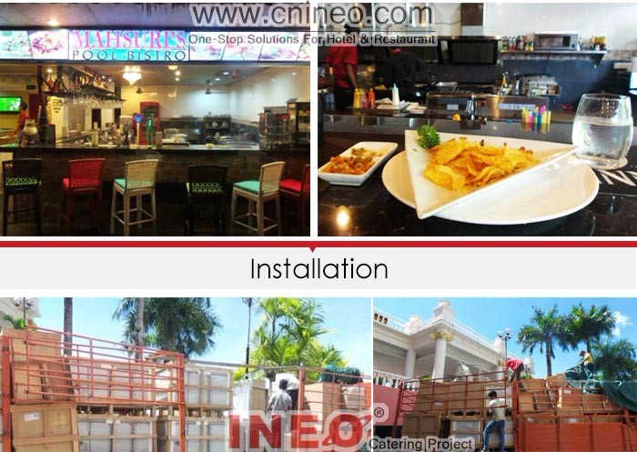 INEO Successful Resort Projects In Malaysia