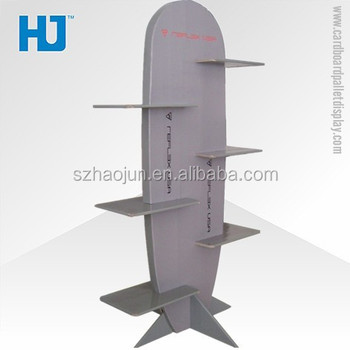 Exhibition Stand Shoes : Creative design corrugated cardboard furniture for shoes
