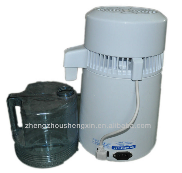 Electric medical water distiller machine