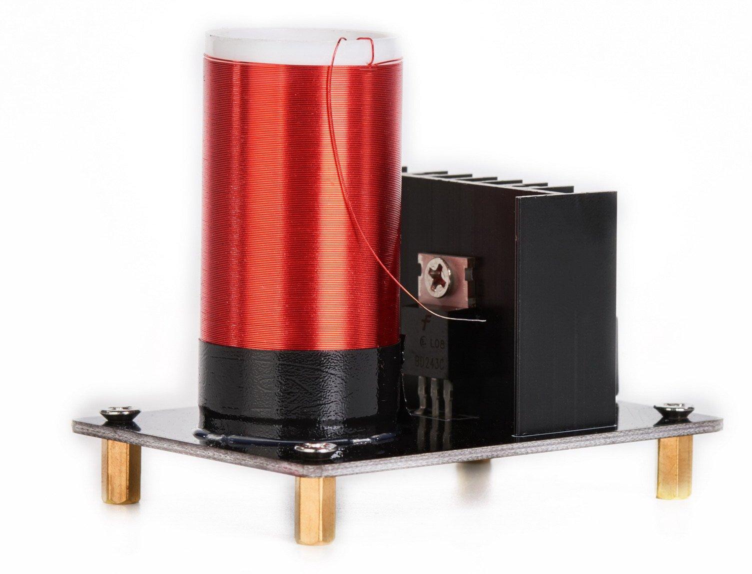 Sunnytech Tesla Coil Super Mini Tesla's Coil Model (20W Tesla Coil) M065