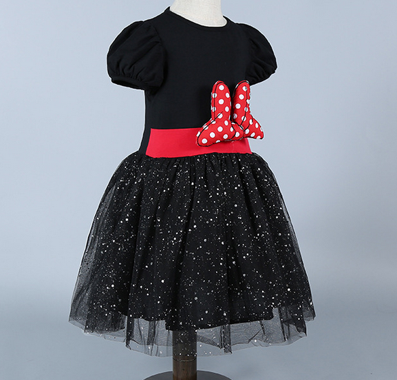 Baby dress cutting special design baby dress cutting baby dress
