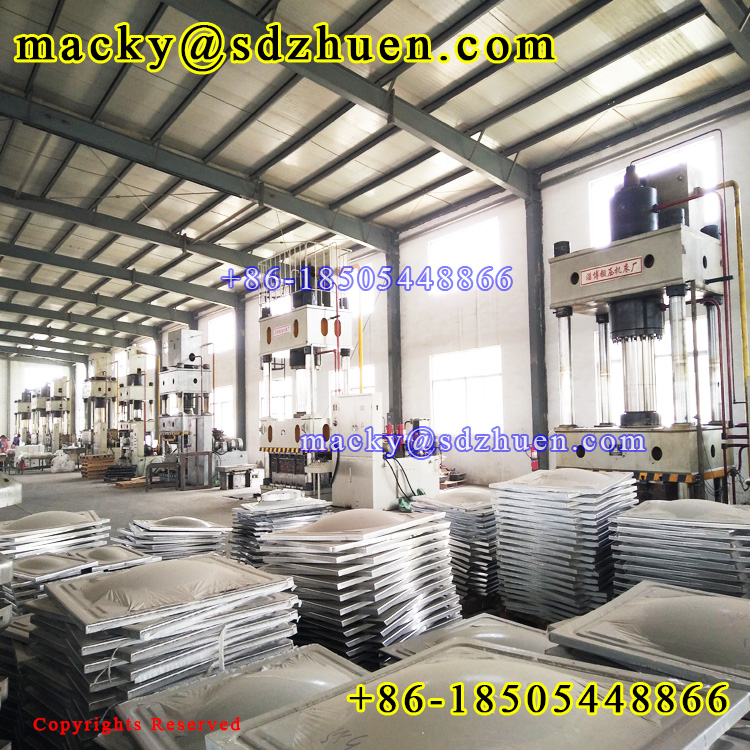 Stainless Steel Pure Water Storage Tank Factory