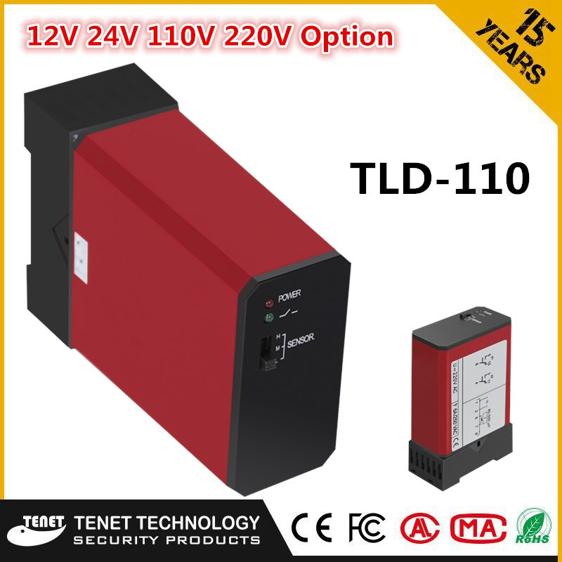 Car Counting System Parking Lot Sensor Vehicle Loop Detector TLD-110