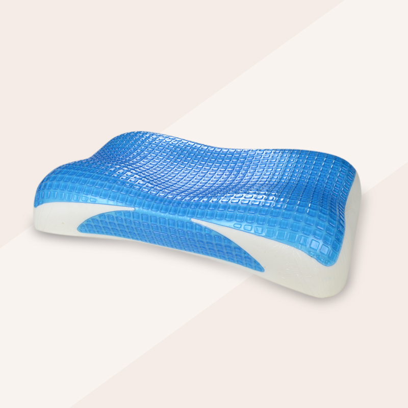 Home Textile Healthy Care Elastic Silicone Gel Pillow