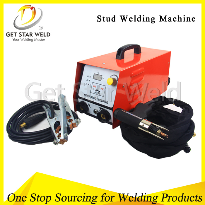 High quality Stud <strong>welding</strong> machine for M3 to M10 studs <strong>welding</strong>