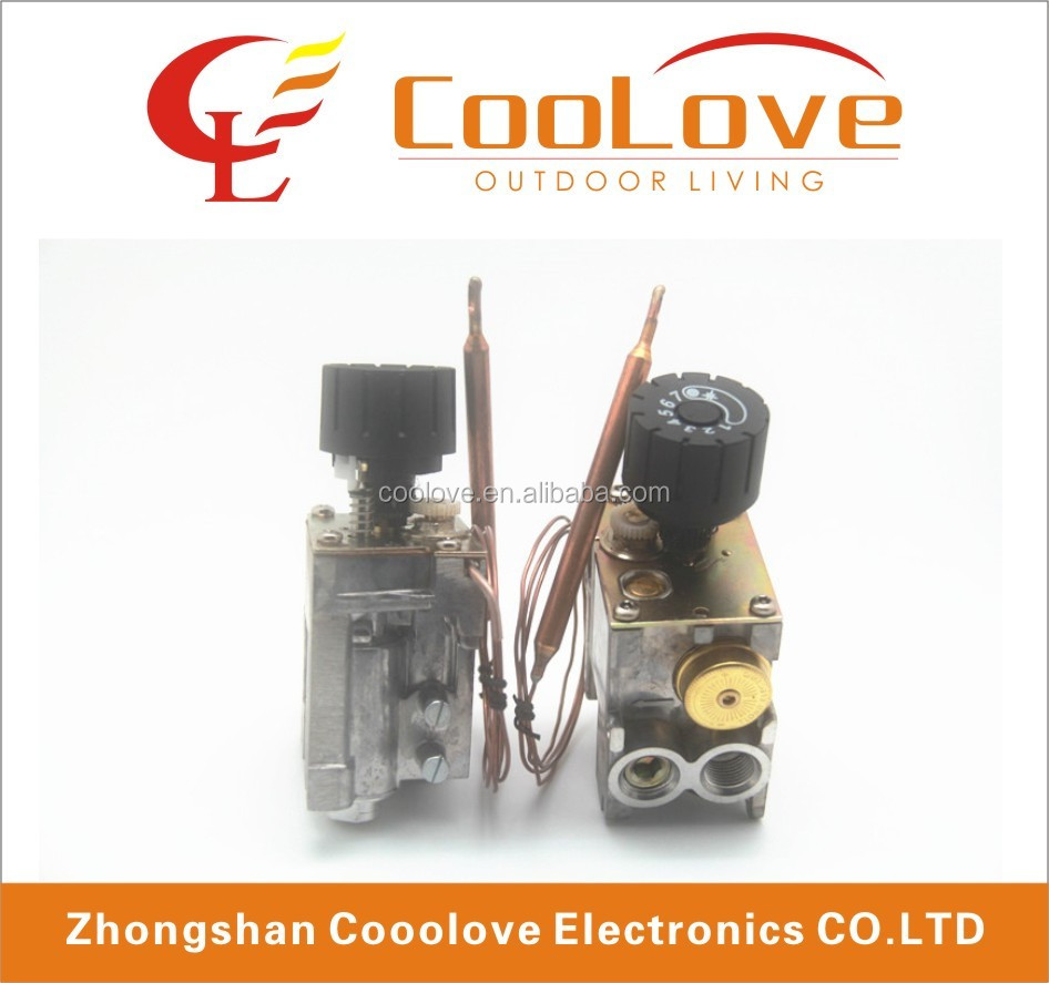 13-38C operating thermostat gas control valve