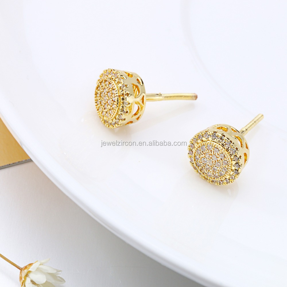 virani with earrings viranijewelers products in jewelers a shape round design gold modern img beautiful