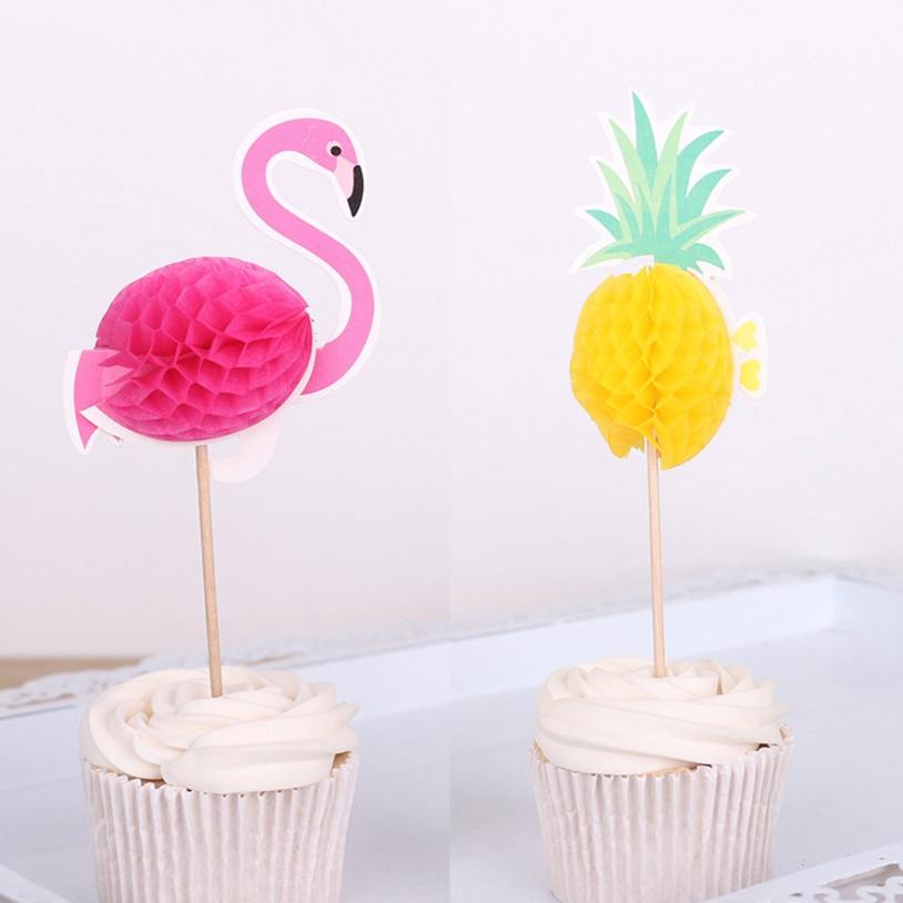 Toothpick Decoration Cake decorative flags banners