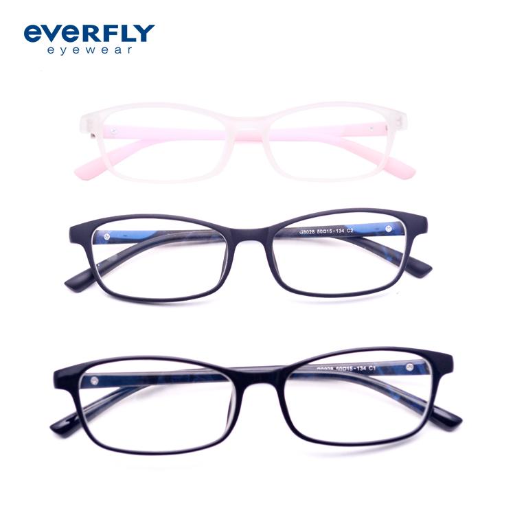 2020 Hot Design Wholesale Anti Blue Light Eyeglasses TR90 Soft Eyewear China Factory Blue Light Blocker Glasses In Stock