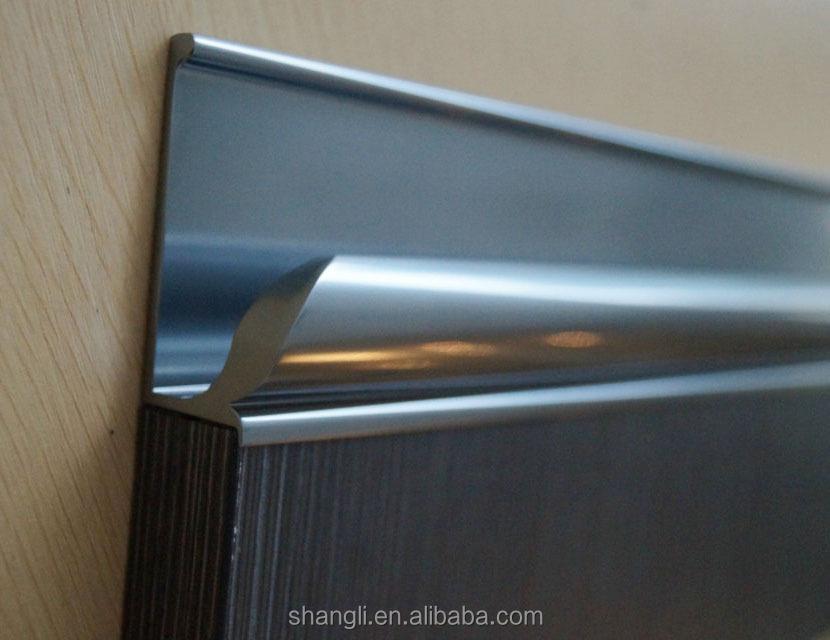 Kitchen Cabinet Aluminum G Shape Profile Handle Buy
