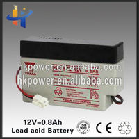 Deep cycle 0.8ah VRLA battery Charger