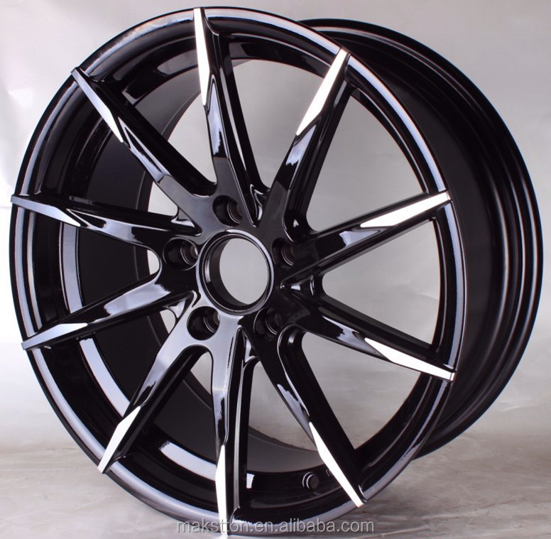 17 inch replica Alloy wheels for sale used mede in china