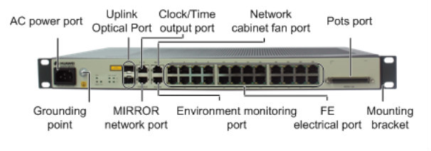 Huawei gpon/epon onu for fiber optic network router ma5620