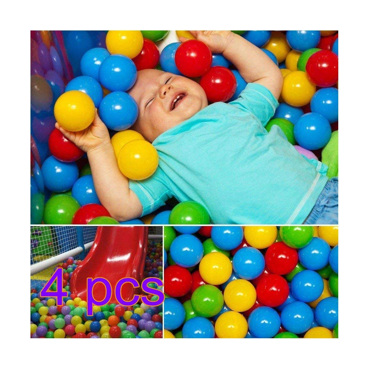 low priced 629a9 9a404 Buy Baby Kiddie Fabric Play Game Pit Ball Pool Children ...