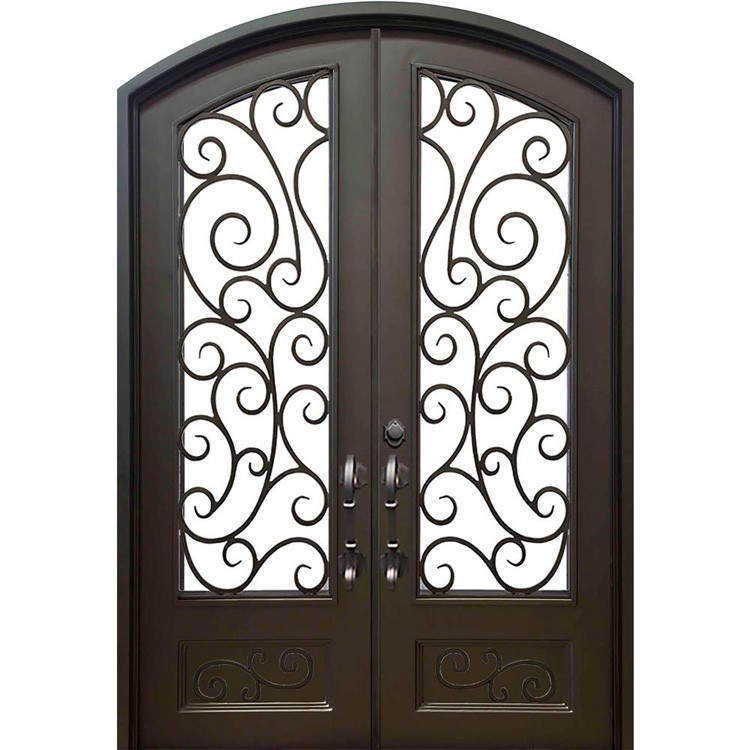 Modern Wrought Iron Doors For Sale - Buy Wrought Iron ...