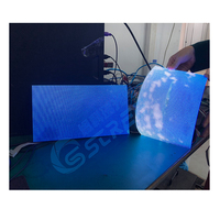 High density indoor HD LED Display P2.5 flexible/soft led module