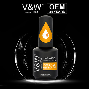 OEN Cosmetics Factory NO WIPE MATTE TOP COAT GEL POLISH