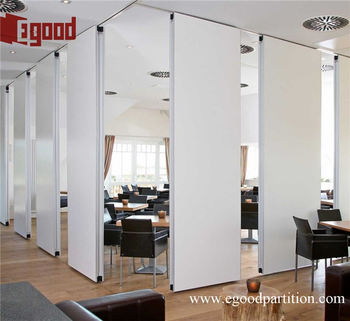 Room Divider Removable Wall Partition Pvc Folding Door