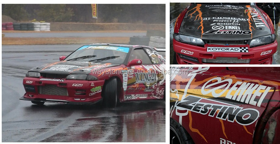 China Rc Drift Tire 235/45r17 245/40r17 205/45r16 235/40r18 Racing ...
