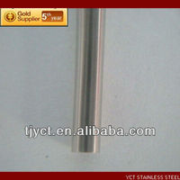 Factory direct sale ASTM A276 cold drawn stainless steel 304L round bars with Smooth turned surface/bright finish