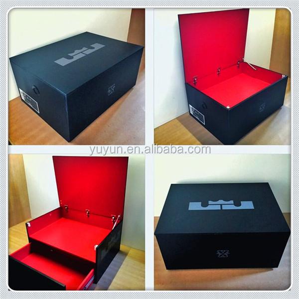 Custom Made Shoe Box Jordan