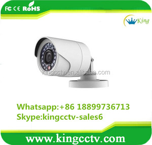 Top 1 720p IR bullet hd tvi camera indoor camera housing cheap price DS-2CE16C0T-IRP