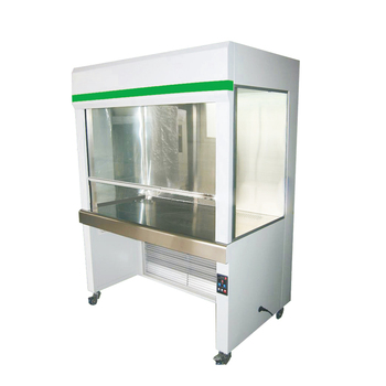 Horizontal clean worktable chemical fume hood laminar air flow clean bench