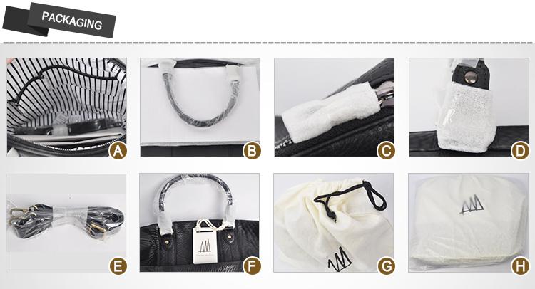 Lady luxury design lady s handbag fashion leather women hobo bag with  factory price a84c9e2c42