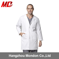 Cheap Unisex Doctor Hospital Uniform Lab Coat Wholesale
