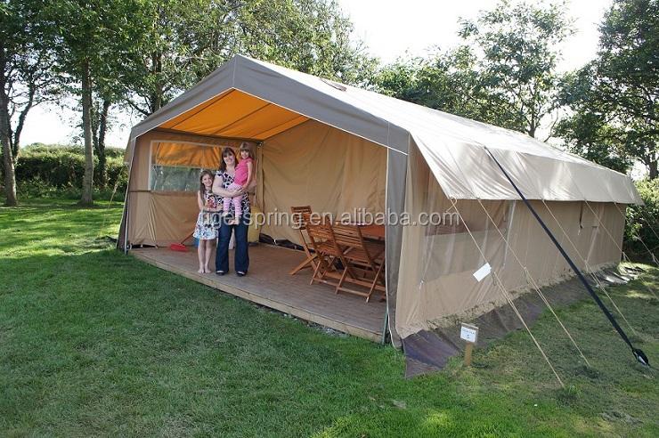 luxury travel canvas safari tent with three rooms & Luxury Travel Canvas Safari Tent With Three Rooms - Buy Safari ...