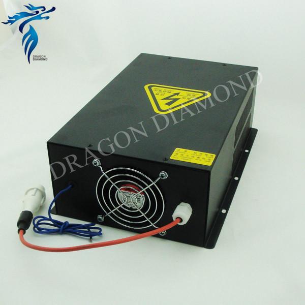 80W CO2 לייזר אספקת חשמל עבור CO2 לייזר חריטה מכונת חיתוך היי-T80