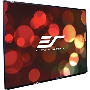 """Elite Screens, Inc - Elite Screens Whiteboardscreen Wb77vw Fixed Frame Projection Screen - 77"""" - 4:3 - Wall Mount - 45.7"""" X 60.9"""" - Versawhite """"Product Category: Accessories/Projection Screens"""""""