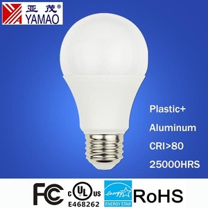 Yamao UL FCC Energy Star Approved High Lumens 110lm/W A19 14.5W Light LED Bulbs