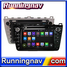 With timely delivery for mazda 6 radio android car dvd