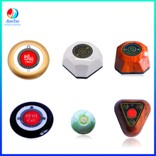 Factory directly supply wholesale call button, LOGO custom made restaurant table call button