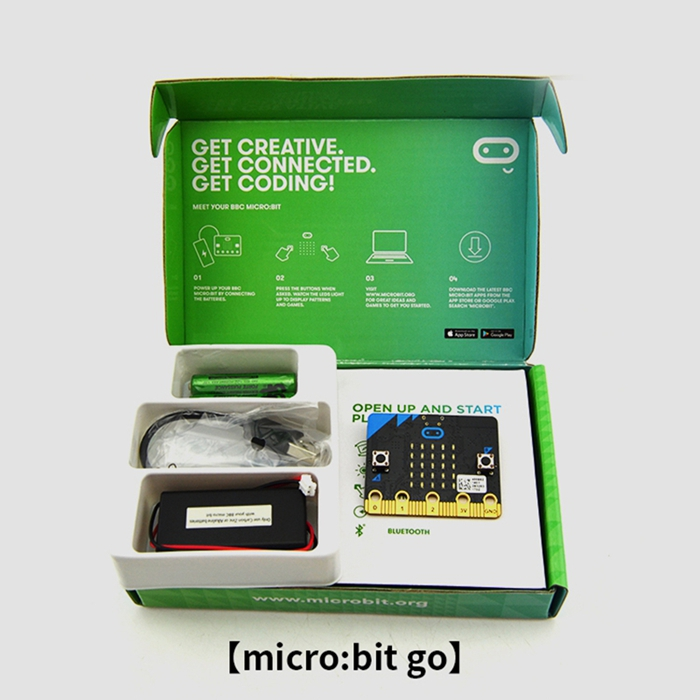 micro:bit Go Starter Kit for Arduino