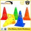 High Quality Colored Gymnastics Crossfit Agility Soccer Training Cones