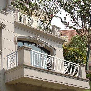 Outdoor Roof Deck Steel Balcony Railing Design