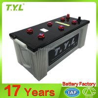 New product 2016 dry car battery with high quality