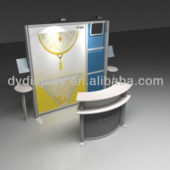 Exhibition Booth Backdrop : Modular booth backdrop stand exhibition booth for fair buy