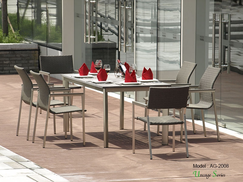 Triumph Outdoor Picnic table and chairs / furniture outdoor party use wholesaler price / New version outdoor furniture chair