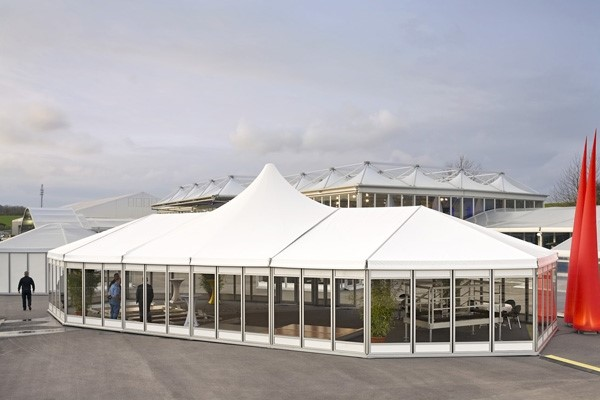 High Peak Mixed Dome Party Wedding Tent For 300 Seater