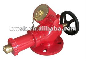 English Type Pressure Regulating Valve