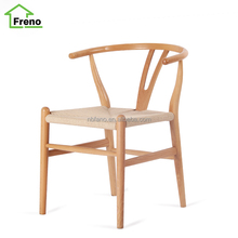 FN-4036 Wooden Furniture Y chair Wishbone Chair