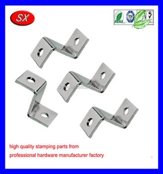 Metal Fabrication Chrome Plate Steel Door Hardware Z/l Shape Pedestal Light  Turn Signal Mounting Bracket   Buy Z Shape Bracket,Door Hardware,Signal ...